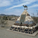 Quartzsite's Legend of A Camel Driver