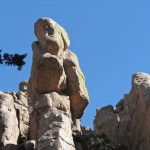 The Hoo-Doos of the Chiricahua Monument