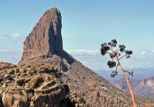Weaver's Needle, Superstition Mountains