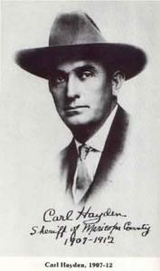 Carl Hayden