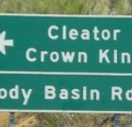Place Names Along I-17: Origins of Crown King, Bumble Bee and Bloody Basin