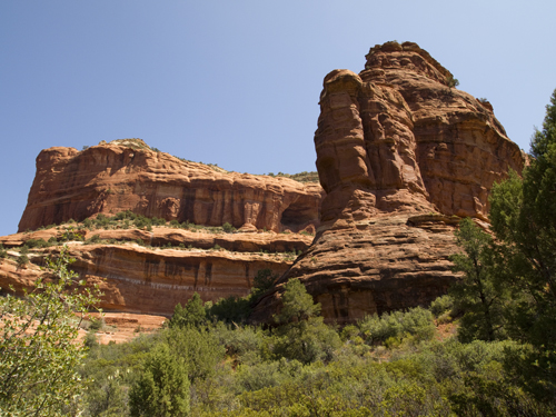 Boynton Canyon Spire, Kachina Woman