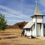 Religious Oddities Damaged by the Elements