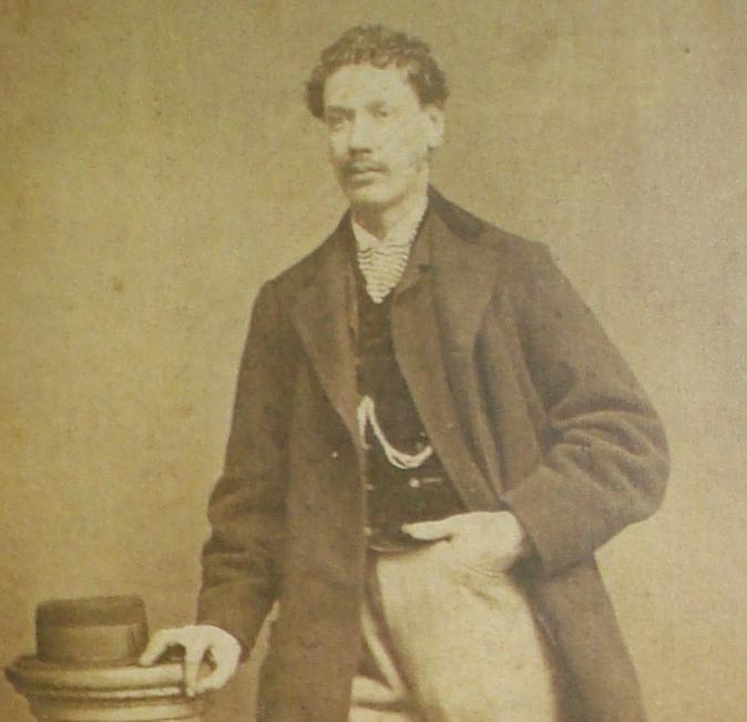 Marcus Lewis Senorita