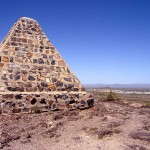 Pyramid on Poston Butte Honors Old Arizona Freethinker