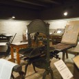 Arizona's First Printing Press in Tubac, Tubac Presidio Museum