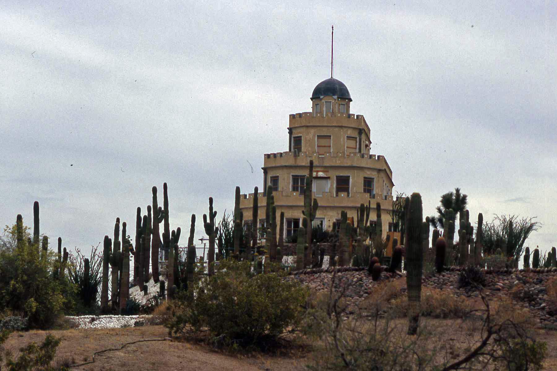 The Valleys Cake Buildings A Little History Behind Gammage ASU