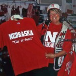 Cornhusker Queen Runs Old Town Scottsdale Store for Nebraska Fans