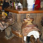 Saddle up at the Superstition Saloon in Tortilla Flat