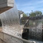 Arizona Falls Serves as Double Duty Waterfall