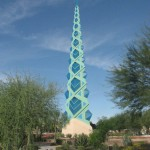 Scottsdale Shopping Center Becomes the Right Place for a Wright Piece