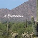 Giant Arrow Points to Phoenix