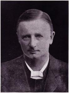 Endicott Peabody, 1857 - 1944