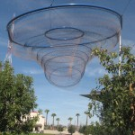 "The ""Flying Mushroom"" in Downtown Phoenix"