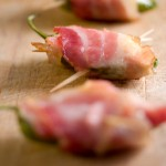 Recipe: Stuffed Bacon-Wrapped Jalapeños