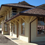 Willcox Town Hall Now Housed in Old Railroad Depot