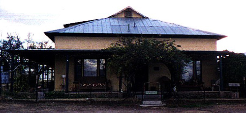 Buford House in Tombstone