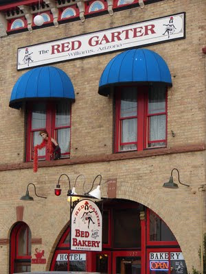 Red Garter B&B Inn