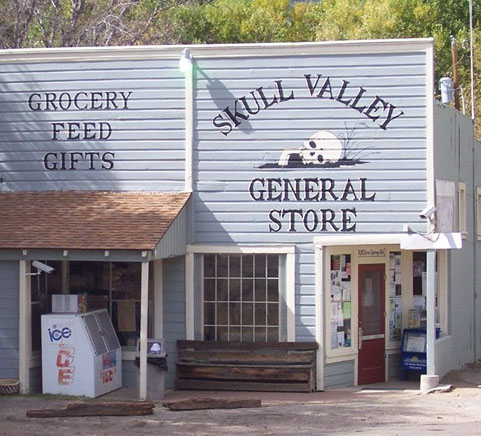 skull valley gen store