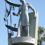 Encanto Park Statue Dedicated to Scientific Progress