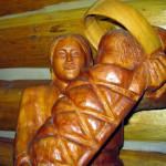 Catholic Church Modeled After Navajo Hogan