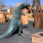 A Well-Traveled Dinosaur in Holbrook