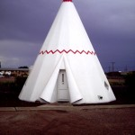 Stay in a Tepee in Holbrook