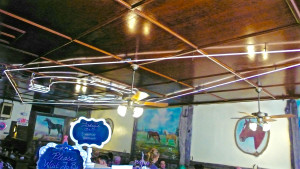 Interior of Horseshoe Cafe in Benson, Ariz. Photo courtesy of Marshall Shore.