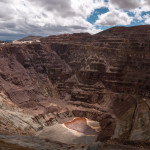 Lavender Pit in Bisbee Produced Massive Amounts of Copper