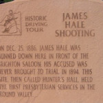 The Shooting of James Hale in Springerville