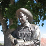 Rex Allen's Heart Remains in Willcox