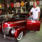 Cruising into the Dwarf Car Museum in Maricopa