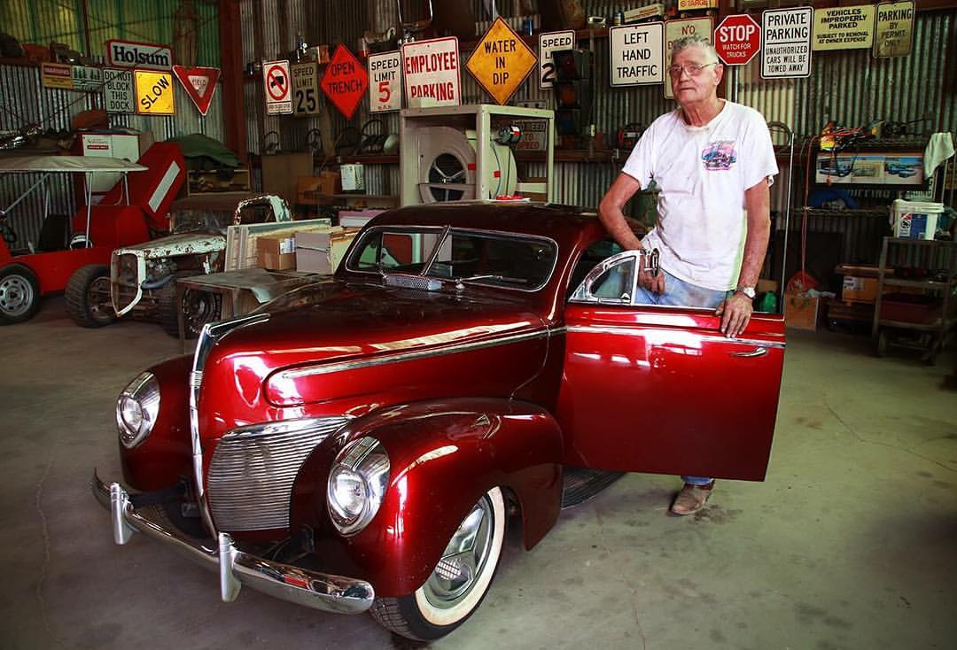 Cruising Into The Dwarf Car Museum In Maricopa Arizona