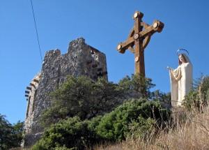 Giant Cross Shrine in Hereford