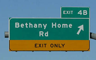 Bethany Home Road