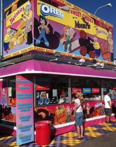 Fried Food at the Arizona State Fair