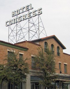 Hotel Congress in Tucson