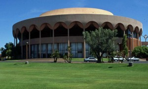ASU Grady Gammage Auditorium