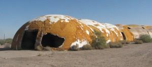 Domes near Casa Grande
