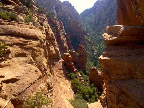 Damfino Canyon in Sedona. Photo Credit: