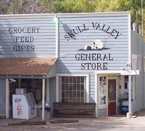 skull valley gen store