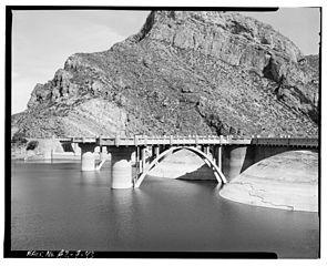 Coolidge Dam
