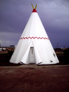 Wigman Motel in Holbook, Arizona