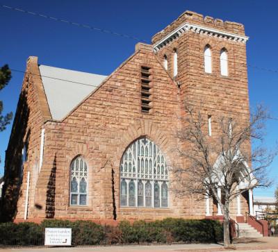 First Presbyterian Church in Douglas